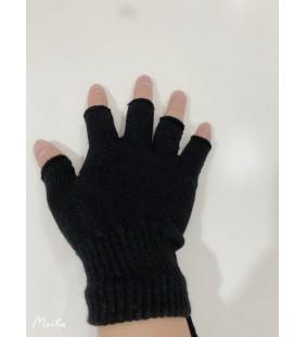 gants sans doigts