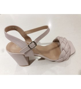 sandal à talon