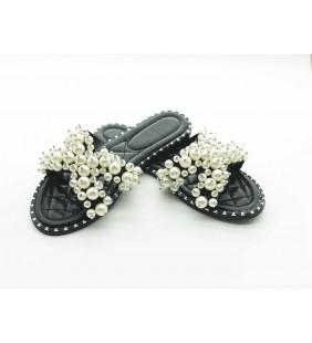Claquettes perles
