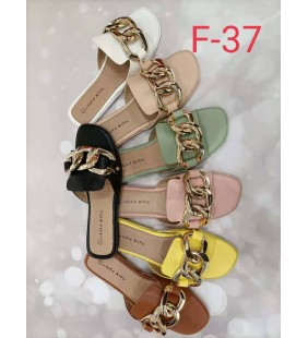 Sandal gros chaîne