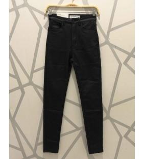 pantalon vernis skinny